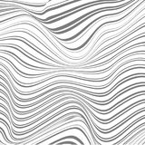 抽象背景线路 免版税库存照片