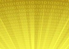 抽象背景网际空间 库存例证