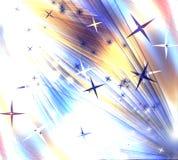 抽象背景背景美好的蓝色colore 免版税库存图片