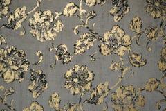 抽象背景花卉葡萄酒 免版税图库摄影
