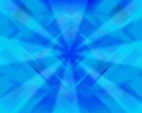 抽象背景蓝色光 免版税库存照片