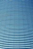 抽象背景蓝色屋顶通知 免版税库存图片