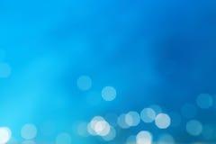 抽象背景蓝色迷离 库存照片