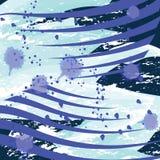 抽象背景蓝色颜色 库存照片