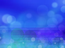 抽象背景蓝色 免版税图库摄影