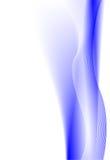 抽象背景蓝色 库存例证