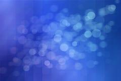 8抽象背景蓝色bokeh盘旋eps文件包括的向量 皇族释放例证