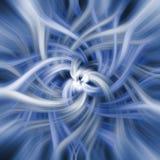 抽象背景螺旋 库存例证