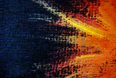 抽象背景被绘的纹理 免版税图库摄影