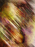抽象背景褐色定调子黄色 免版税库存照片