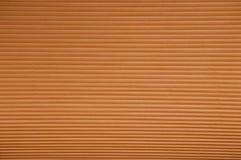 抽象背景褐色水平线 免版税库存照片