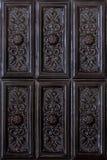 抽象背景褐色陶瓷模式铺磁砖葡萄酒 库存照片