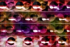 抽象背景计算机生成的图象纹理 免版税库存照片