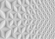 抽象背景透视形状 向量例证