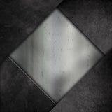 抽象背景金属 免版税库存图片