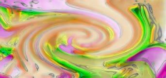 抽象背景颜色转动 免版税图库摄影