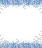 抽象背景马赛克象素向量 免版税库存照片