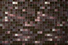 抽象背景马赛克象素正方形 库存照片
