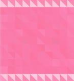 抽象背景马赛克 多色几何弄皱的三角低多样式例证图表背景 库存照片