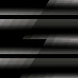 抽象背景黑色线路 免版税库存图片