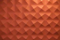 抽象背景:色的波浪纹理 库存照片