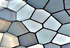 抽象背景 一部分的石头墙壁  库存照片