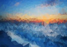 抽象背景 五颜六色抽象的背景 向量例证