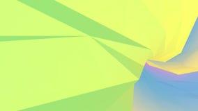 抽象背景 圈动画 影视素材