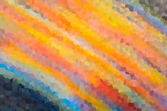 抽象背景结晶 库存图片