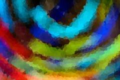 抽象背景结晶 库存照片