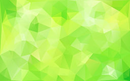抽象背景绿色口气 免版税库存图片