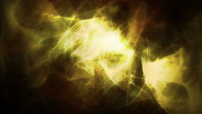 抽象背景黄色 库存例证