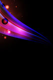 抽象背景紫色 图库摄影