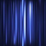抽象背景 行动蓝色垂直线 传染媒介technolo 向量例证