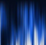 抽象背景 行动蓝色垂直线 皇族释放例证