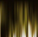 抽象背景 行动黄色垂直线 传染媒介techno 向量例证
