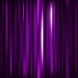 抽象背景 行动紫色垂直线 传染媒介techno 库存照片