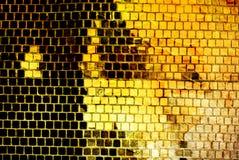 抽象背景grunge黄色 库存例证