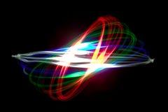 抽象背景physiogram 库存图片