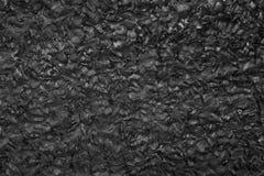 抽象自然黑花岗岩纹理 免版税库存图片