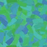 抽象花体 向量例证
