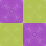 抽象花卉五颜六色的无缝的样式 传染媒介EPS 10 免版税图库摄影