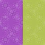 抽象花卉五颜六色的无缝的样式 传染媒介EPS 10 库存图片