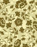 抽象花卉模式 库存照片
