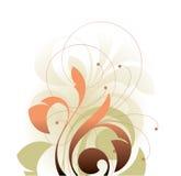 抽象花卉 库存照片