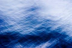抽象落的雪 免版税库存图片