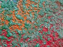 抽象葡萄酒颜色墙壁,乡情详细资料。 库存照片