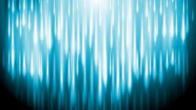 抽象蓝色发光的生气蓬勃的背景 皇族释放例证