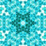 抽象蓝色和白色样式背景纹理 免版税库存图片