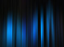 抽象蓝色条纹 图库摄影